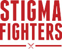 STIGMA FIGHTERS Sticky Logo