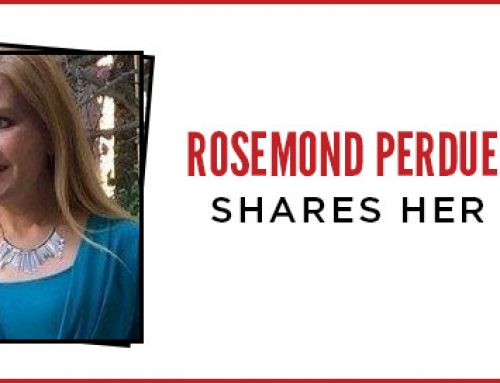 Rosemond Perdue-Cranner – Divorce, anxiety, and Effexor XR. Slaying the monsters of panic
