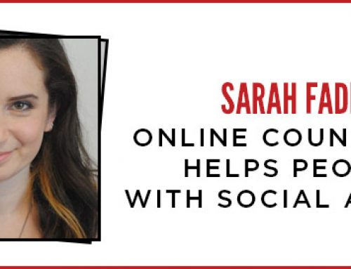 Online Counseling Helps People With Social Anxiety