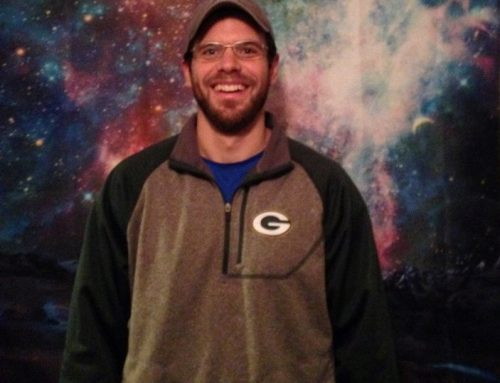 Jesse Beringer – My Experiences with Anxiety