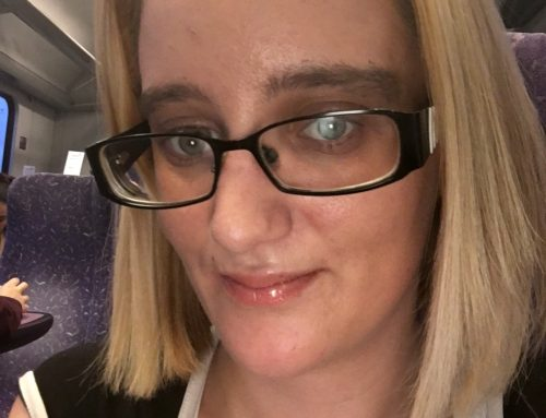 Stigma Fighters: Rebecca Clarvis