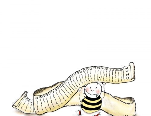 Anxiety Bees – Madhawi Karaya & Jessie Stevens
